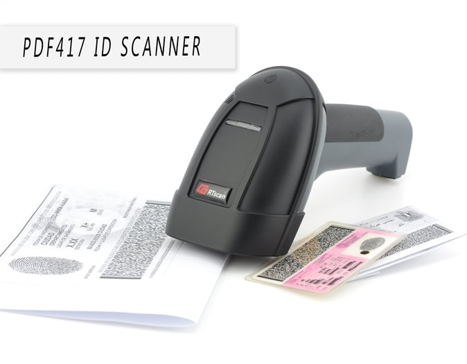 PDF417 Reader High Resolution RT300 -by RTscan in China