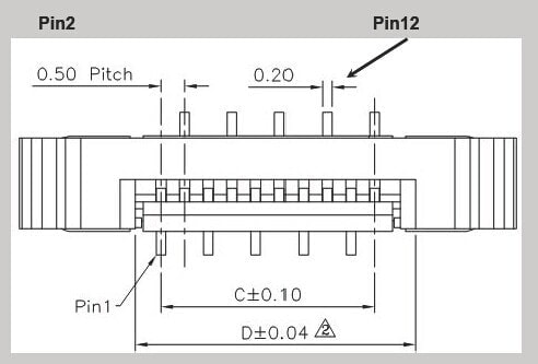 RT200-TTL-Connector-PIN