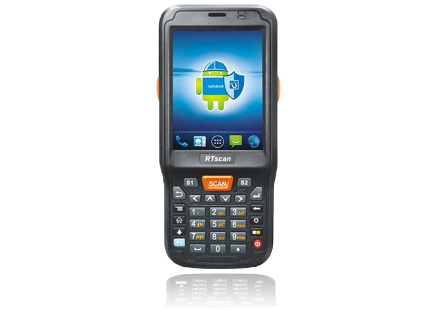 Pda Mobile Data Terminal Rt910 Rtscan