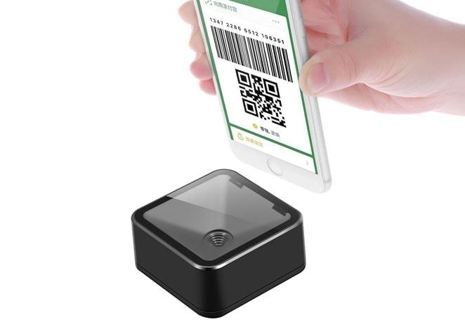 Hands-free Bar Code Scanner RT830A - RTscan