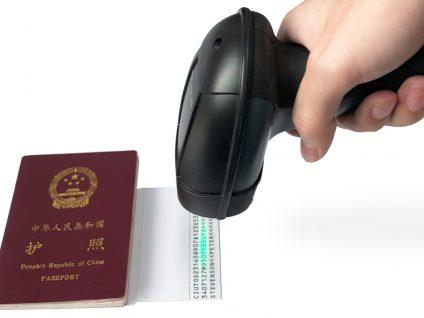 ID Card OCR Scanners - RTscan